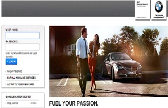 My BMW Credit Card Pay Bill Login / Payment Center Phone Number