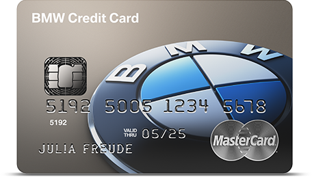 BMW Credit Card Application Online / Status / Rewards Program