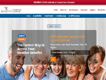 My OTC Card Login / Member Benefits