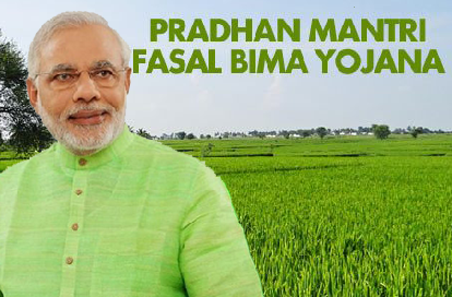 Pradhanmantri  Fasal Bima Yojana (PMFBY) Report – Insurance Amount to Increase by 70 Percent