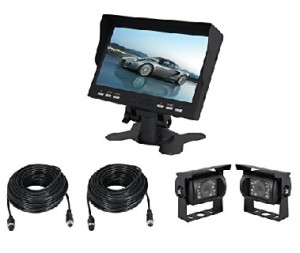 Rear View Camera System for Cars