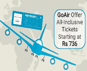 www.goair.in Cheapest Domestic Flight Tickets