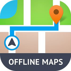 Offline Maps & Navigation Android Apps