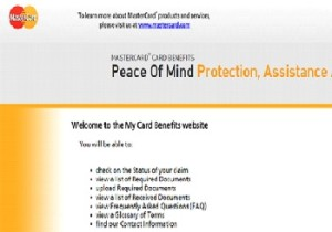 Mastercard Price Protection