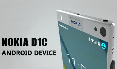 Nokia D1C Price in India / Release Date