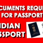 Passport Rules 2017 India – List of Documents Required New Passport Application Online