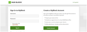Sign Up for MyBlock Account