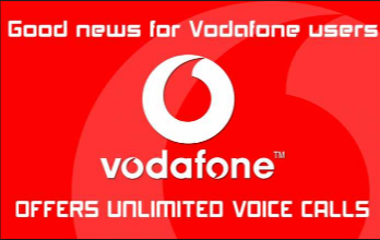 2017 Vodafone free voice call plans