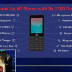 Book/Buy JioPhone Reliance – Registration India Ka SmartPhone at www.jio.com