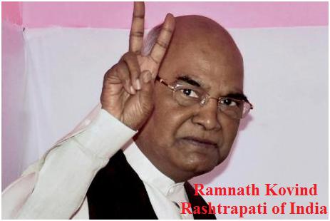 Ramnath Kovind Biodata