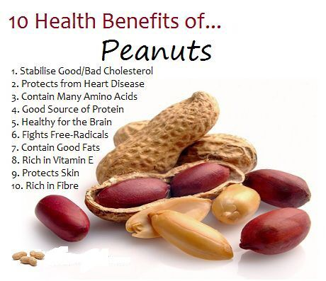 Use Peanuts for Lowering Cholesterol