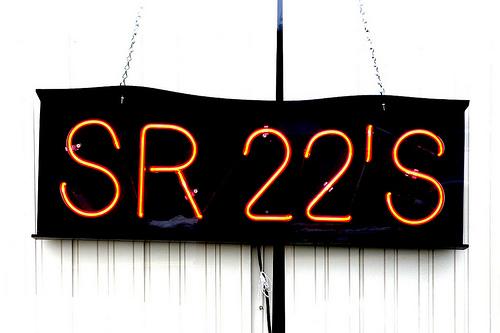 cheap sr22 car insurance filing requirements