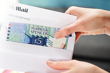 Join Daily Mail Rewards Club