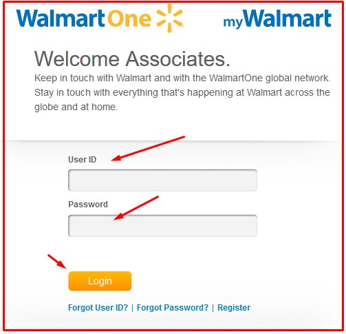WalmartOne Login Account