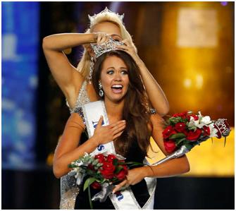 Cara Mund - Miss America 2018 Event Photos