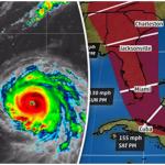 Hurricane Irma South Florida Update as on September 08, 2017