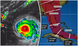 South Florida issued warnings as Irma approaches