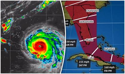 Hurricane Irma South Florida Update September 08, 2017