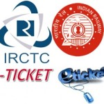 IRCTC E-Ticket Booking Login and Registration Help