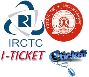 IRCTC E-Ticket Booking