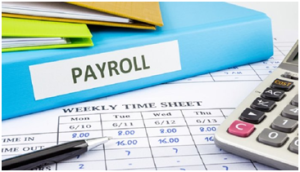 how to calculate payroll hours manually
