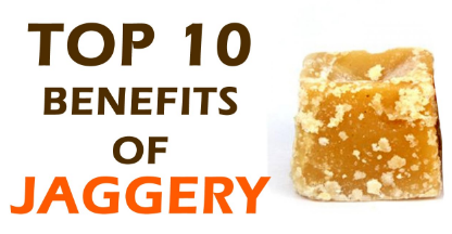 organic jaggery health benefits