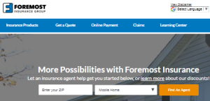 Foremost Insurance Agent Login