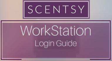 Workstation Scentsy Workstation Login