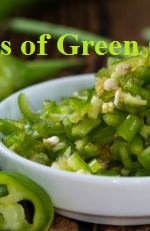 Eating Fresh Green Chillies Health Benefits and Nutritional Values