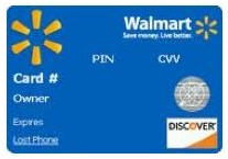 Steps to Upgrade your Walmart Card to a Walmart Discover