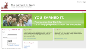 The Hartford Employee Account Login