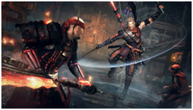 Nioh, Bloodshed's End