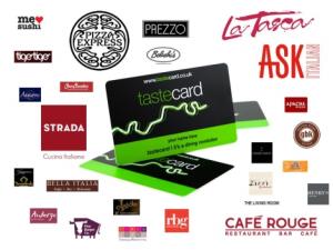 Best Tastecard Restaurants London