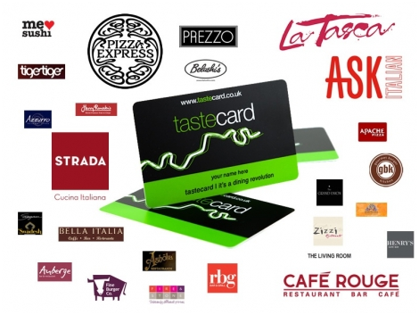 Reviews of Recommended Tastecard Restaurants London