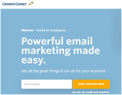 Constantcontact.com Login: Start Free Email Marketing Trial