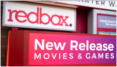 Sign up/ Unsubscribe Redbox Emails for Latest Movie Information