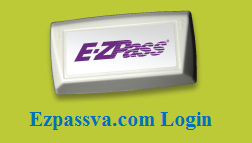 Ezpass va login toll payment: online application to create account