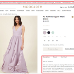 Modcloth.com Returns Exchanges Customer Service Number and Address