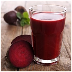 Beet Juice for memory power