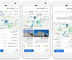 Google Maps Trip Planner Desktop Application