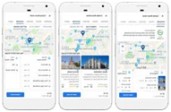 Google Maps Trip Planner Desktop Application - New Travel Tools