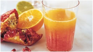 Pomegranate Orange Juice