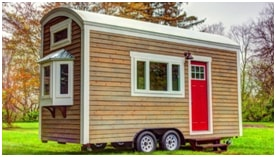 Tiny Houses on Wheels for Sale in California - Tiny House Listings