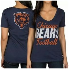 Chicago Bears Women's Apparel