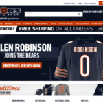Chicagobears.com Pro Shop: Women's Apparel, Coupon Code and Phone Number