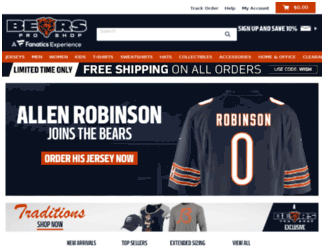 chicago bears shop coupon code