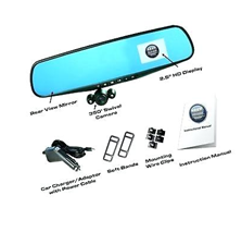 HD Dash Cam as Seen on TV Reviews - Rear View Mirror Camera System