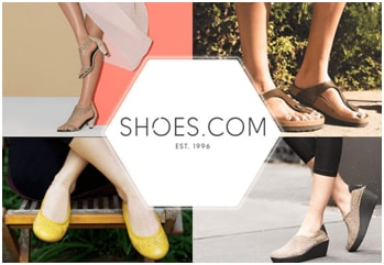 Shoes.com Promo Code 2021 : Online Coupon Code 50 Off