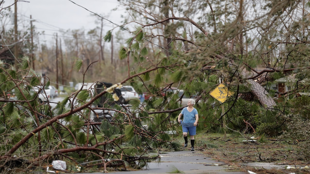 hurricane michael damage pictures 8