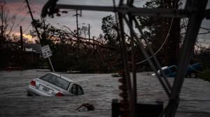 hurricane michael footage photo 2